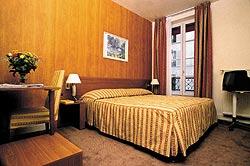 Chambre Hôtel Rocroy Paris
