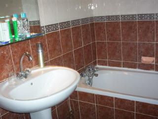 Salle de bain Hôtel de l'Exposition Paris