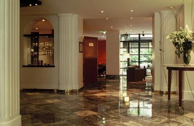 Hall Hotel de Noailles Paris