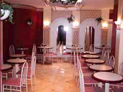 Salle petit déjeuner Grand Hôtel de Paris