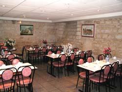 Salle petit déjeuner Hôtel Est-Hôtel Paris