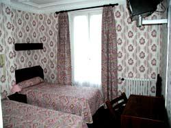 Chambre Hôtel Est-Hôtel Paris