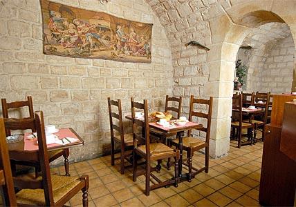 Salle petit déjeuner New Hôtel Gare du Nord Paris