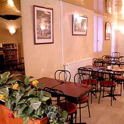 Salle petit déjeuner Hôtel Eden Magenta Paris