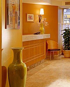 Réception Hôtel Aulivia Opéra Paris