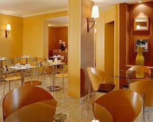 Salon Hôtel Aulivia Opéra Paris