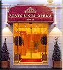 Hôtel des Etats Unis Opéra Paris