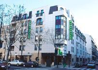 Hôtel Campanile Gare Du Nord Paris