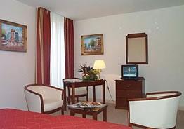 Chambre Hôtel Cardinal Rive Gauche Paris