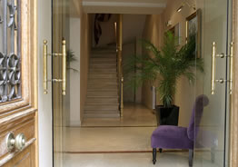 Hall Hôtel Cardinal Rive Gauche Paris