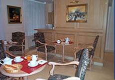 Petit déjeuner Hôtel Cardinal Rive Gauche Paris