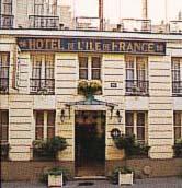 Hôtel Ile de France Opera