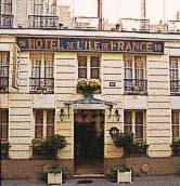 Hôtel Ile de France Opera Paris