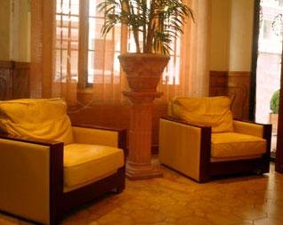 Salon Grand Hôtel Amelot Paris
