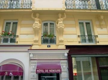 Hôtel de Nemours Paris