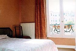 Chambre Hôtel du Grand Prieuré Paris