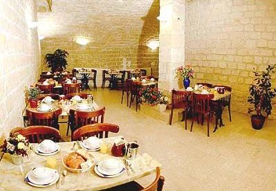 Salle petit déjeuner Hôtel Américain Paris