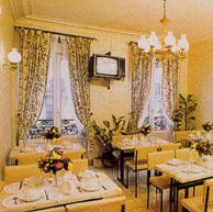 Salle petit déjeuner Hotel Paris Bruxelles