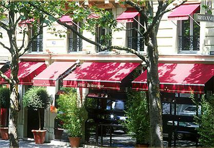 Hôtel britannique Paris