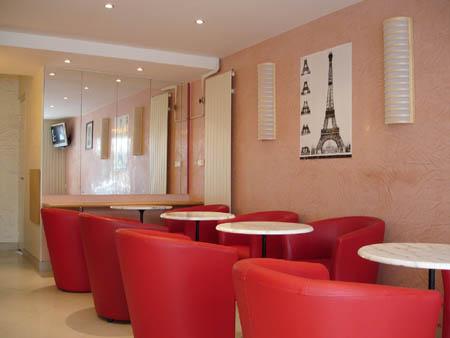 Réception Hôtel Baby Paris
