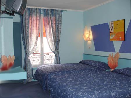 Chambre Hôtel Baby Paris