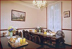 Salle petit déjeuner Modern Hôtel Paris