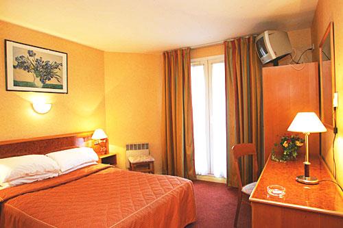Chambre Classics Hotel Bastille Paris