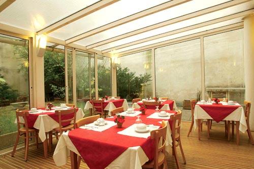 Salle petit déjeuner Classics Hôtel Bastille Paris