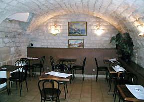Salle petit déjeuner Hôtel Bristol Paris