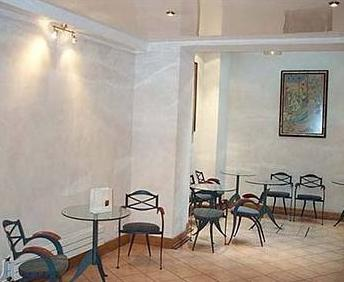 Salle petit déjeuner Hôtel de Méricourt Paris