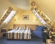 Chambre Comfort Hôtel Paris Nation