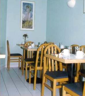 Salle petit déjeuner Hôtel Royal Bastille Paris
