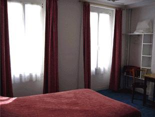 Chambre Hôtel de Vienne Paris