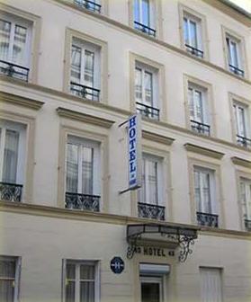 Hôtel de Vienne Paris