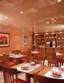 Salle petit déjeuner Grand Hôtel Français Paris