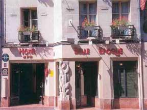 Hôtel Belle Epoque Paris