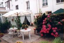Terrasse Agate Hôtel Paris