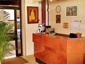 Réception Amadeus Hôtel Paris