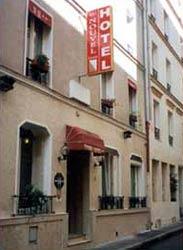 Au Nouvel Hôtel Lyon Paris