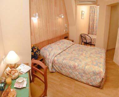Chambre Corail Hôtel Paris