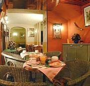 Salle petit déjeuner Corail Hôtel Paris