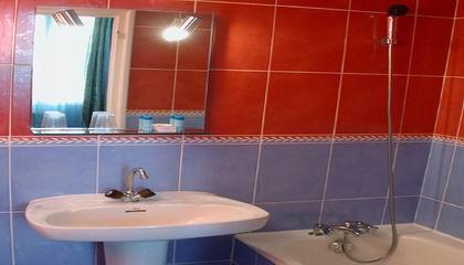 Salle de bain Hôtel du Midi  Paris