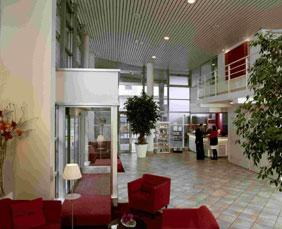 Hall Hôtel Kyriad Paris Bercy Expo