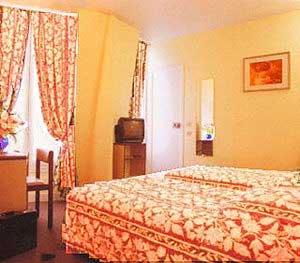 Chambre Lux Hotel Picpus Paris