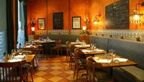 Salle petit déjeuner Hôtel Claret Paris