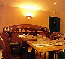 Salle petit déjeuner Hôtel Bercy Gare de Lyon Paris