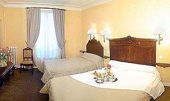 Chambre Hôtel de la Porte Dorée Paris