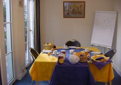 Petit déjeuner Hôtel le Pavillon Bastille Paris