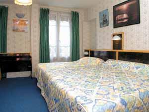 Chambre Hôtel Luxor Bastille Paris