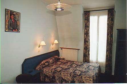 Chambre Hôtel du Printemps Paris